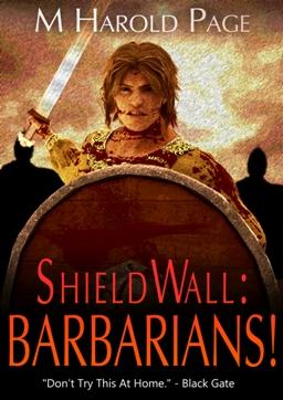 Shieldwall Barbarians