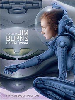 The Art of Jim Burns Hyperluminal-small