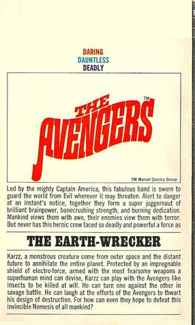 The Avengers Battle the Earth Wrecker-back-small