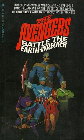 The Avengers Battle the Earth Wrecker-small