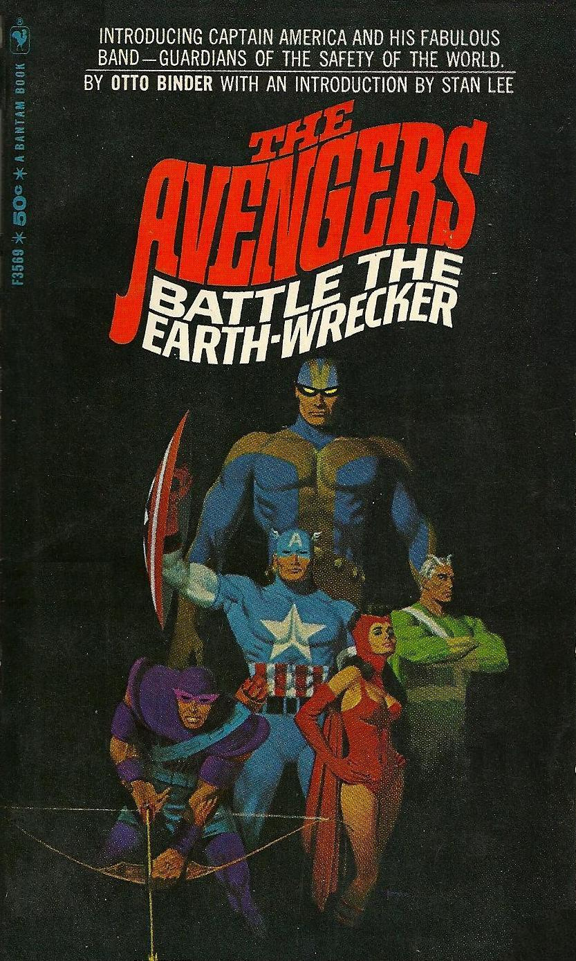 Image result for avengers battle the earth wrecker