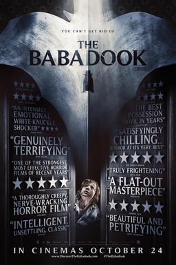The Babadook poster-small