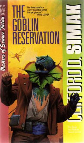 The Goblin Reservation Carroll & Graf-small