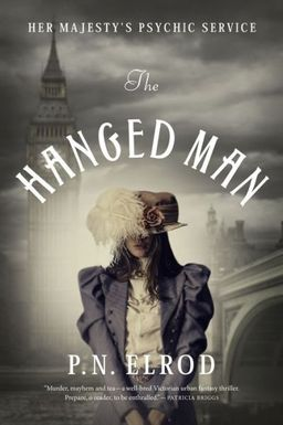 The Hanged Man P N Elrod-small