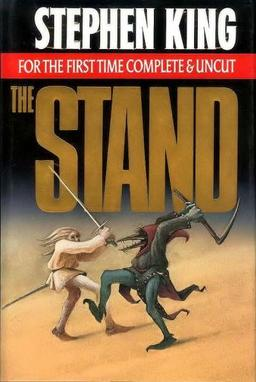 The Stand Stephen King-small