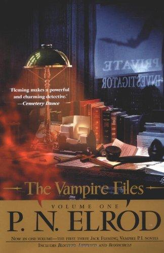 The Vampire Files Volume One