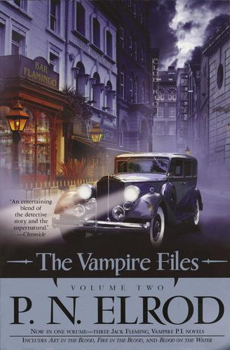 The Vampire Files Volume Two-small