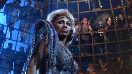 Tina Turner as Aunty Entity