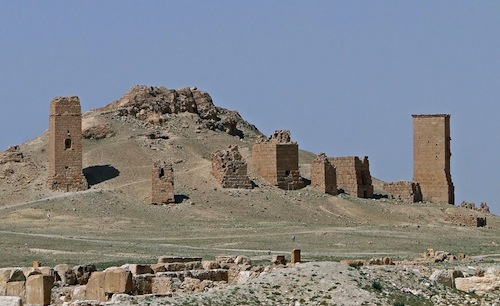 Tower_tombs,_Palmyra