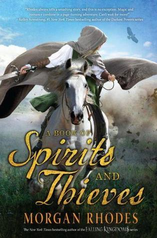 A Book of Spirits and Thieves-small