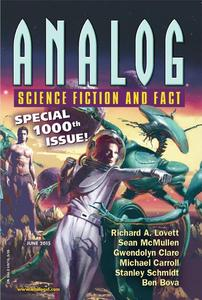Analog Science Ficiton June 2015 1000th issue-300