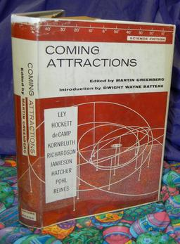 Coming Attractions Martin Greenberg-small