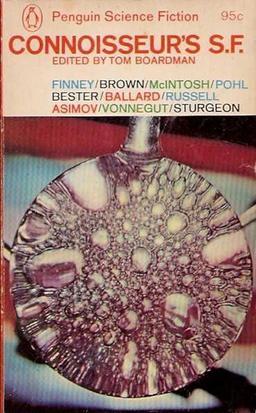 Connoisseur's Science Fiction-small