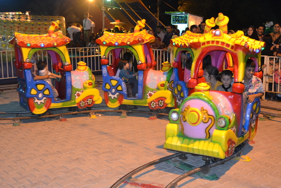 Ride at at Abu Nuwas Park, Baghdad. This is a neutral ground where Sunni, Shia, and Christians come to chill out.