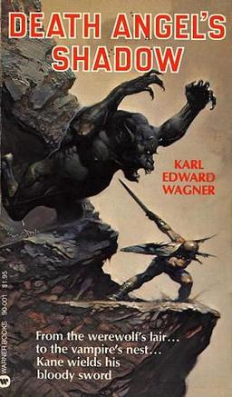 One of Frazetta's terrible but popular Kane covers
