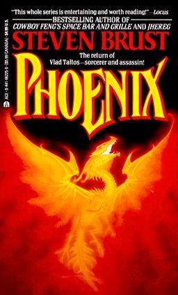 Phoenix Steven Brust-small