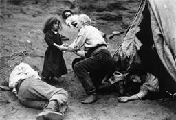 Lucy Ferrier in the Bragington A Study in Scarlet.