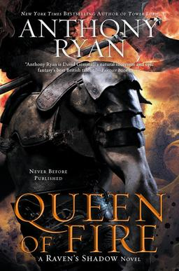 Queen of Fire Anthony Ryan-small