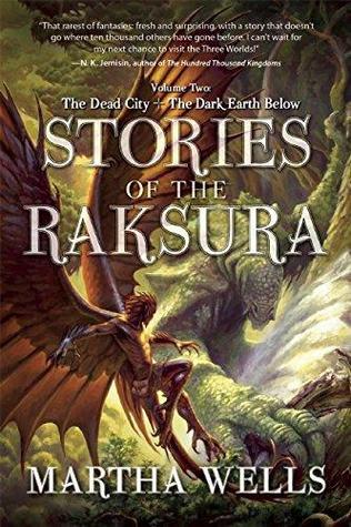Stories of the Raksura Volume Two-small