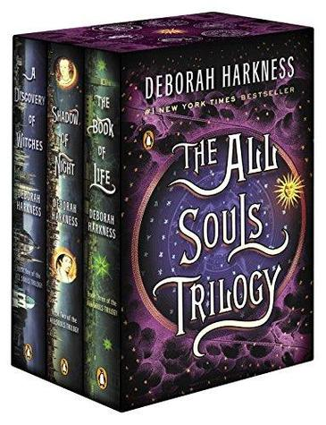 The All Souls Trilogy Boxed Set-small