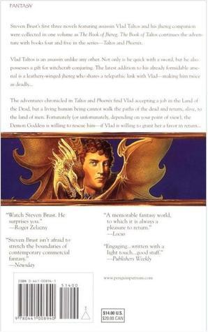The Book of Taltos-back-small