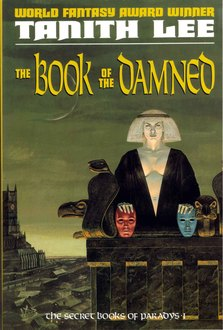The Book of the Damned Tanith Lee-small