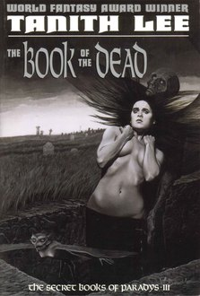 The Book of the Dead Tanith Lee-small