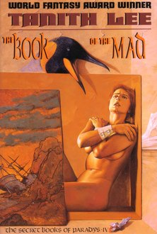 The Book of the Mad Tanith Lee-small