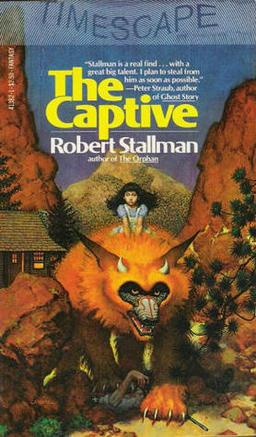 The Captive Robert Stallman-small