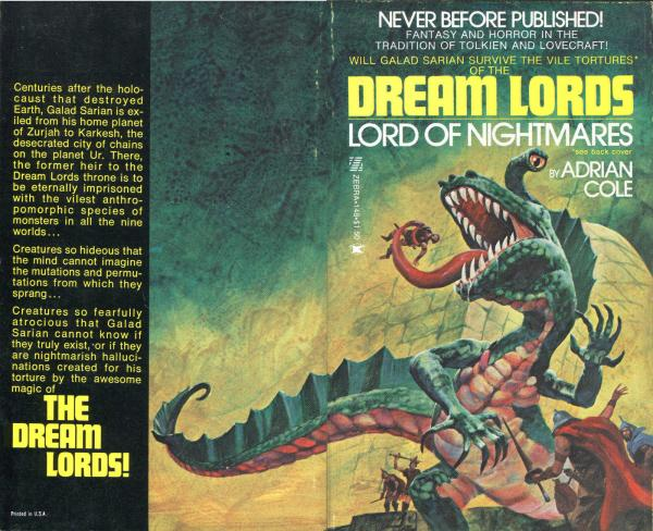 The Dream Lords 2 Lord of Nightmares 2-full-small