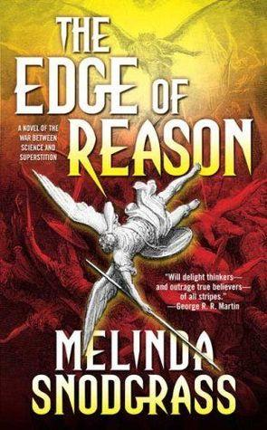 The Edge of Reason Tor paperback 2009-small