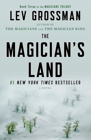 The Magician's Land-small
