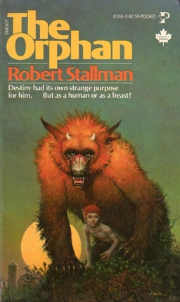 The Orphan Robert Stallman-small