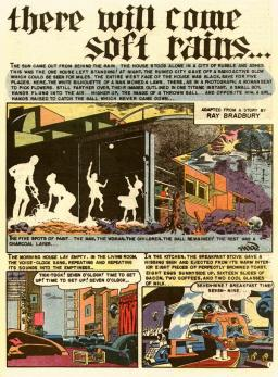 There Will Come Soft Rains Wally Wood EC-small