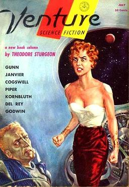 Venture Science Fiction July 1957-small