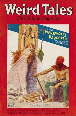 Weird Tales October 1928 The Werewolfs Daughter-small