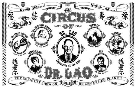 7 faces of Dr. Lao Poster-small