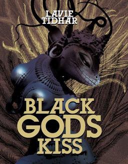 Black Gods Kiss Lavie Tidhar-small