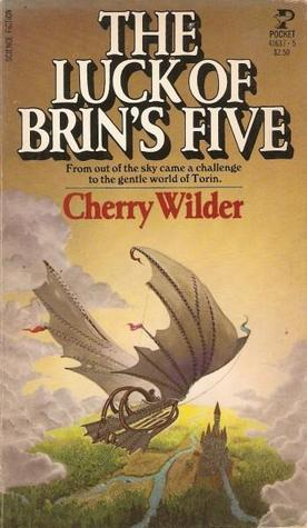 Cherry Wilder The Luck of Brin's Five-small