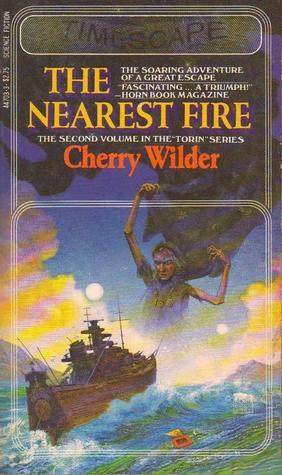 Cherry Wilder The Nearest Fire-small