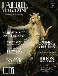 Faerie Magazine 31-rack