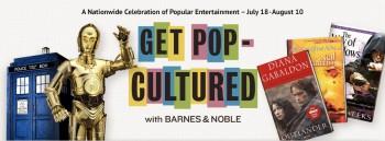 Get Pop Cultured Event Barnes & Noble