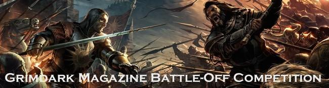 Grimdark Magazine Battle-off Competition
