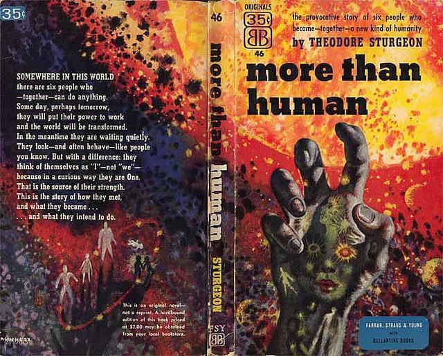 More Than Human Richard Powers
