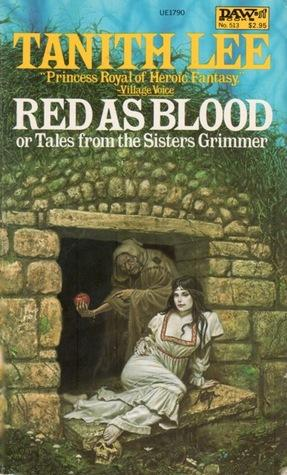 Red as Blood or Tales from the Sisters Grimmer-small