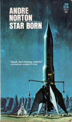 Star Born (1971 Ace edition)