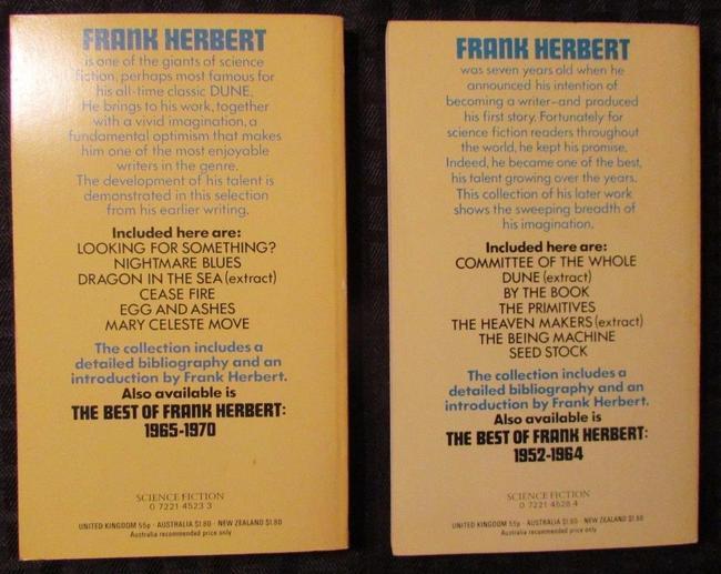 The Best of Frank Herbert back-small