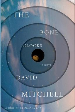 The Bone Clocks David Mitchell-small