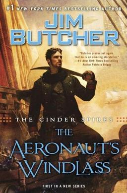 The Cinder Spires The Aeronaut's Windlass-small