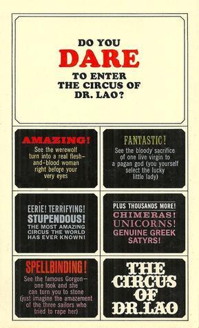 The Circus of Dr Lao Bantam-back-small